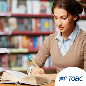 Imagen TOEIC Listening and reading