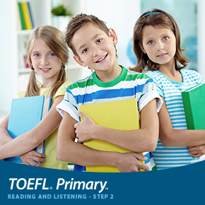 TOEFL Primary Step 2