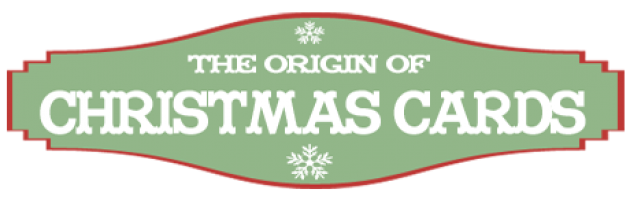 The origin of christmas cards capman for Who commissioned the first christmas card in 1843