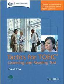 Tactics for TOEIC listening and reading