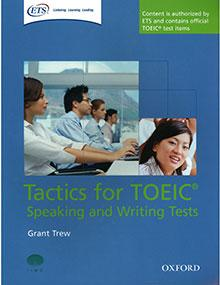 Tactics for TOEIC speaking and writing